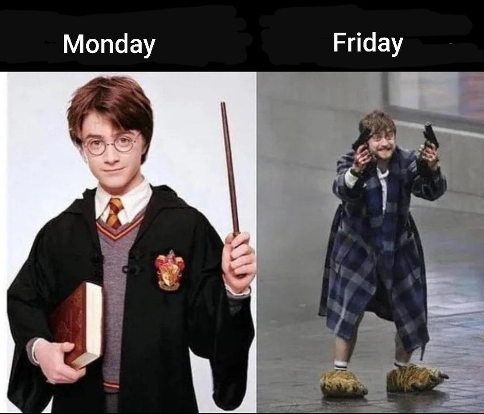 Das Montag-Syndrom